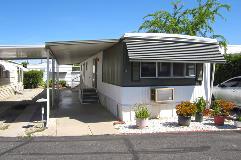 Youll Appreciate Our Tidy And Well Kept Yucaipa CA Mobile Homes